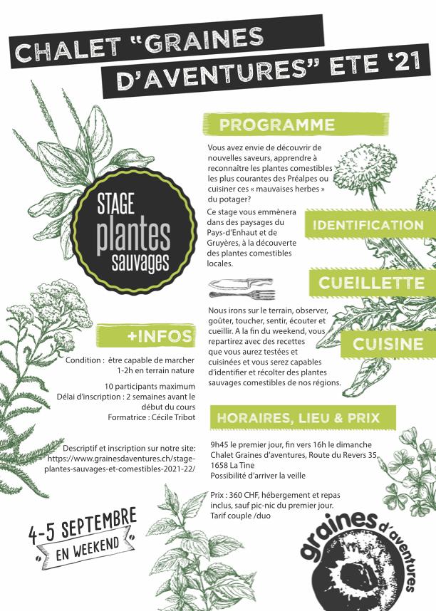 Flyer  plantes 2021